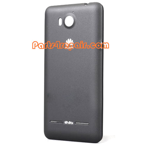 Back Cover for Huawei Ascend G600 U8950 -Black