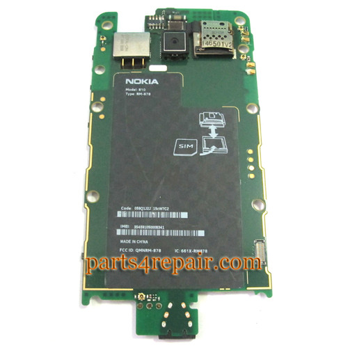 You can find original Main Board for Nokia Lumia 810