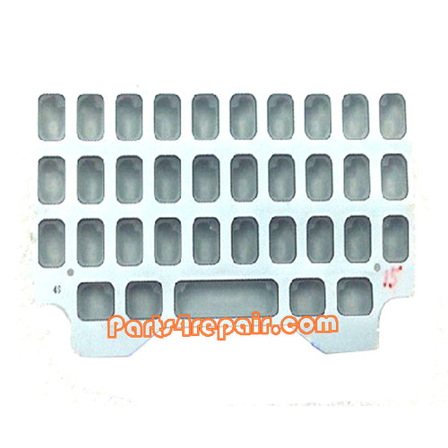 We can offer Keypad Membrane for BlackBerry Q5 -Black