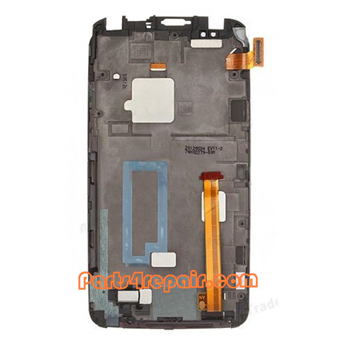 We can offer Complete Screen Assembly with Bezel for HTC One X +