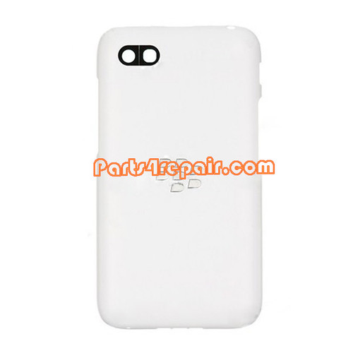Back Cover for BlackBerry Q5 -White