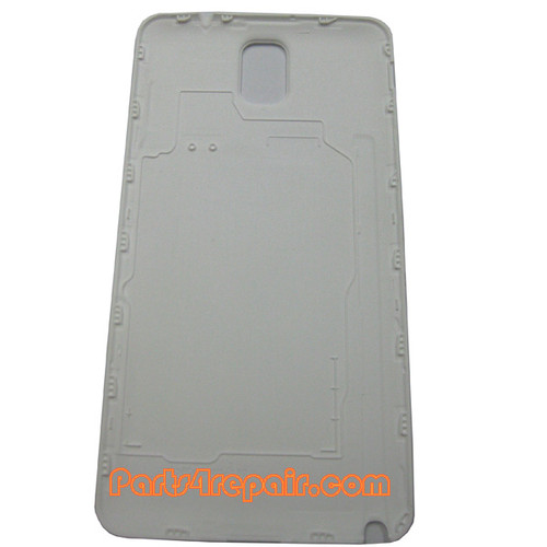 Back Cover for Samsung Galaxy Note 3 N900 -White