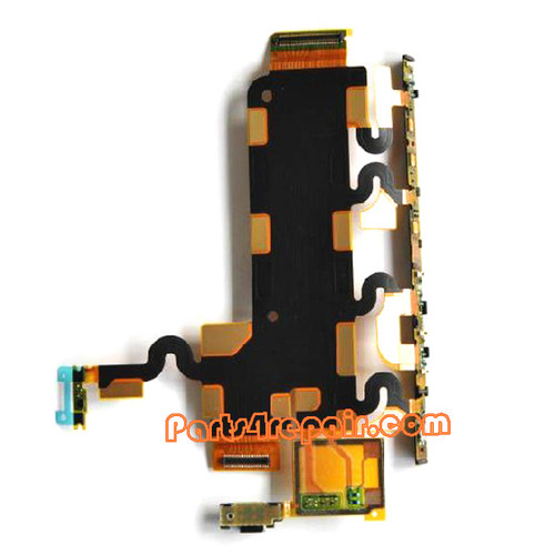 We can offer Volume Flex Cable for Sony Xperia Z1 L39H