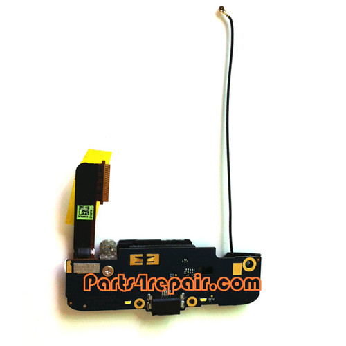 Dock Charging Flex Cable for HTC Butterfly HTL21 (Japan Version)