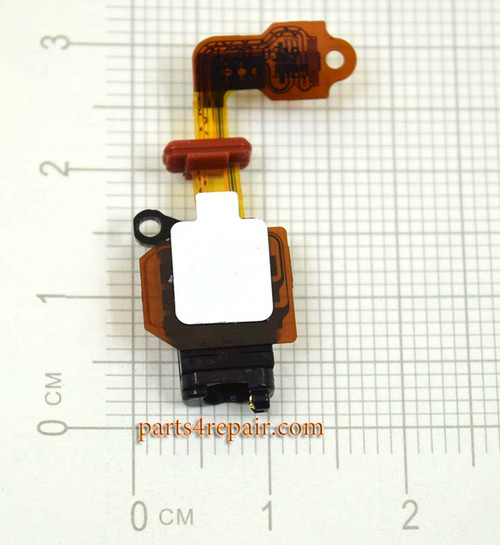 Earphone Jack Flex Cable for Sony Xperia Z Ultra XL39H