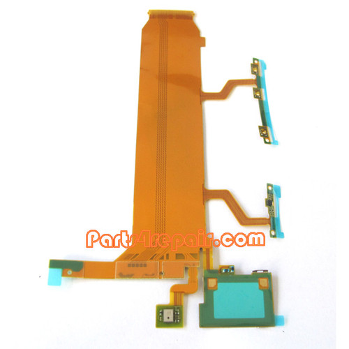Flex Cable for Sony Xperia Z Ultra XL39H 4G