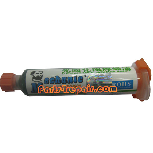 10cc Curable Solder MAST for PCB Paint Repairing Soldering LY-UVH900