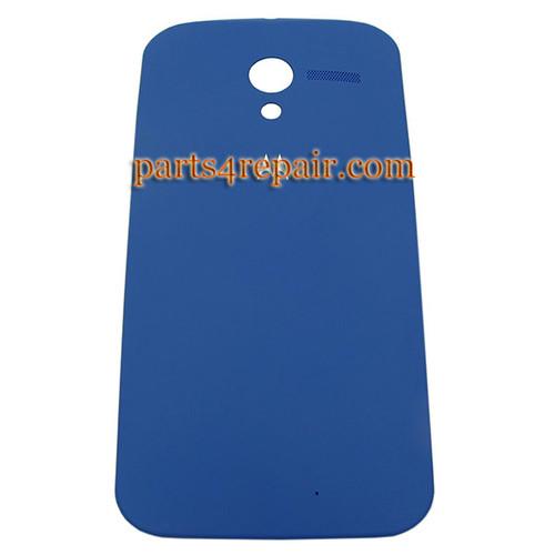 Back Cover OEM for Motorola Moto X XT1058 -Dark Blue