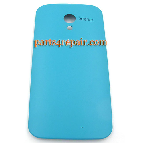 Back Cover OEM for Motorola Moto X XT1058 -Light Blue