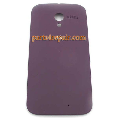 Back Cover for Motorola Moto X XT1058 -Dark Purple