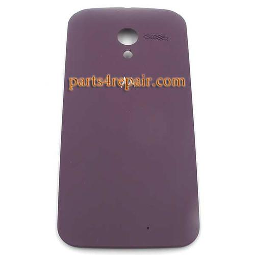 Back Cover for Motorola Moto X XT1058 -Dark Purple