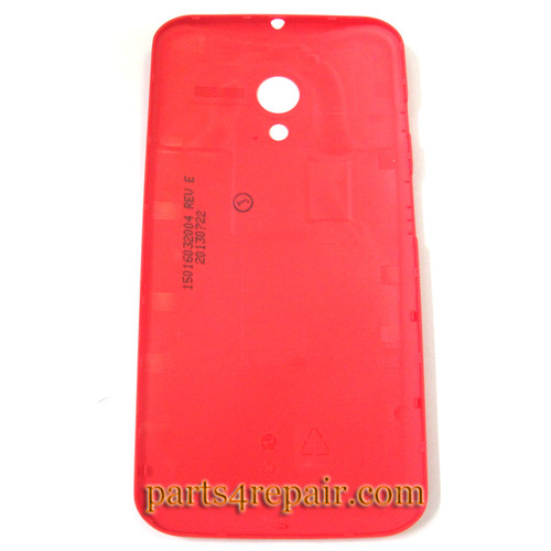 Back Cover OEM for Motorola Moto X XT1058 -Red