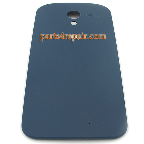 Back Cover for Motorola Moto X XT1058 -Sapphire Blue
