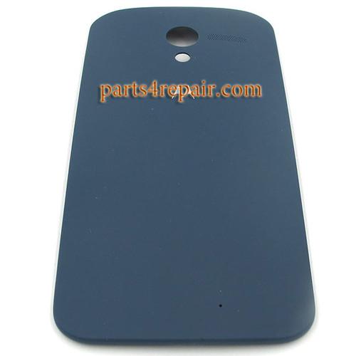 Back Cover for Motorola Moto X XT1058 -Sapphire Blue