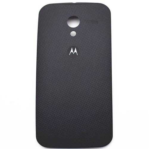 Back Cover for Motorola Moto X XT1058 -Black (Kevlar)