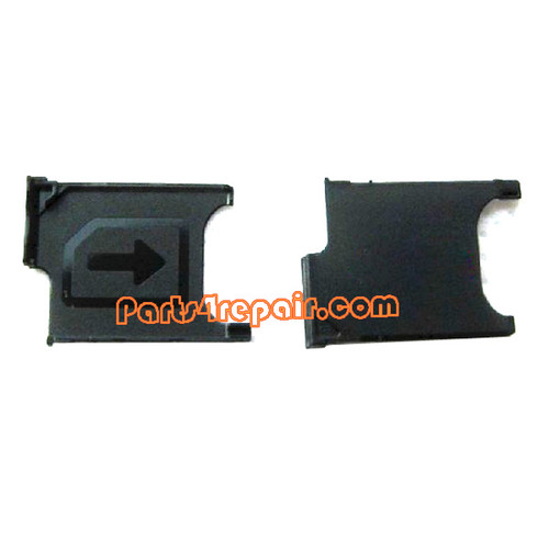SIM Tray for Sony Xperia Z Ultra XL39H from www.parts4repair.com