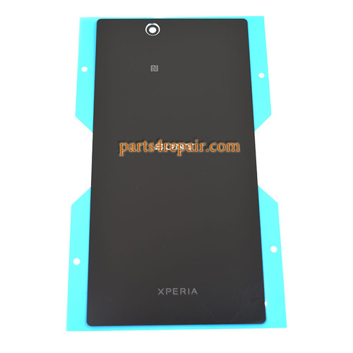 Back Cover OEM for Sony Xperia Z Ultra XL39H -Black