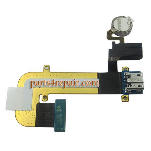 Dock Charging Flex Cable for Samsung Google Nexus 10 P8110 from www.parts4repair.com