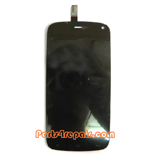 Complete Screen Assembly for Gionee E3 from www.parts4repair.com