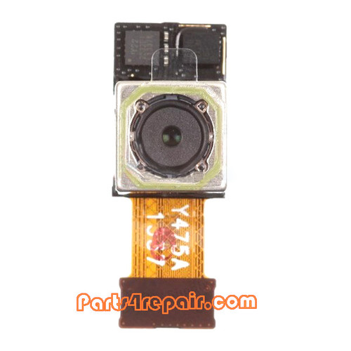 8MP Back Camera for LG Nexus 5 D820 from www.parts4repair.com