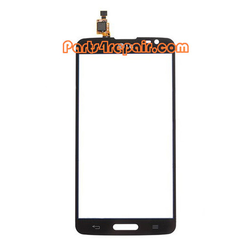 Touch Screen Digitizer for LG G Pro Lite D680 -Black (Refurbished)