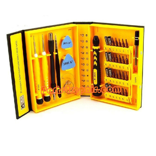 Kaisi 3801(CRV) 38 in 1 Versatile Screwdrivers Set Repair Tool