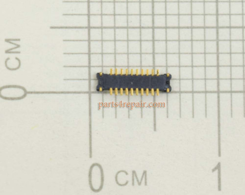 20pin FPC Connector for Samsung I9500 Galaxy S4