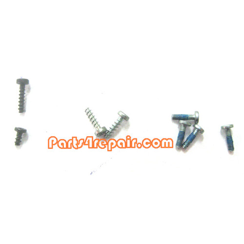 a full set of Screws for Nokia N8