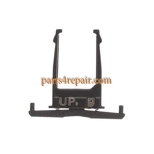 SIM Tray Holder for Motorola Droid Ultra XT1080 -Black