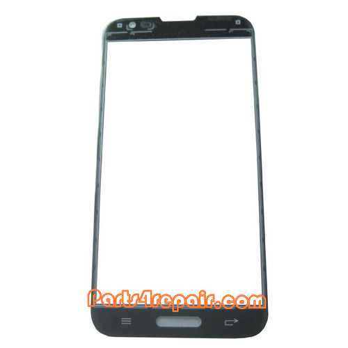 Front Glass for LG Optimus G Pro F240 E980 -White from www.parts4repair.com