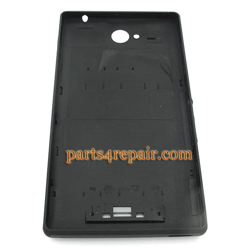 We can offer Back Cover for Sony Xperia C S39H -Black