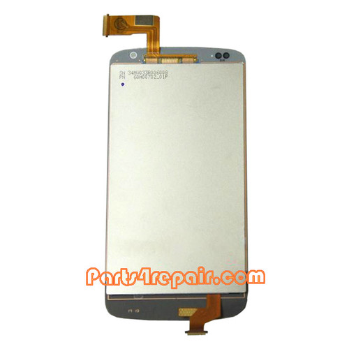 We can offer Complete Screen Assembly for HTC Desire 500 -White