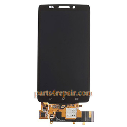 Complete Screen Assembly for Motorola Droid Ultra XT1080