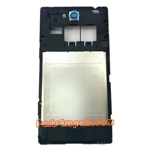 Middle Housing Cover for Sony Xperia C S39H from www.parts4repair.com