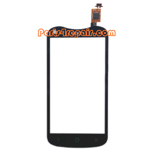 Touch Screen Digitizer for Acer Liquid E2 V370 -Black from www.parts4repair.com
