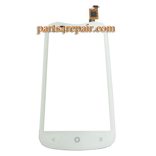 Touch Screen Digitizer for Acer Liquid E2 V370 -White