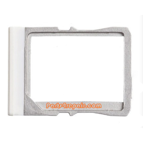 SIM Tray for HTC One mini M4 -White from www.parts4repair.com
