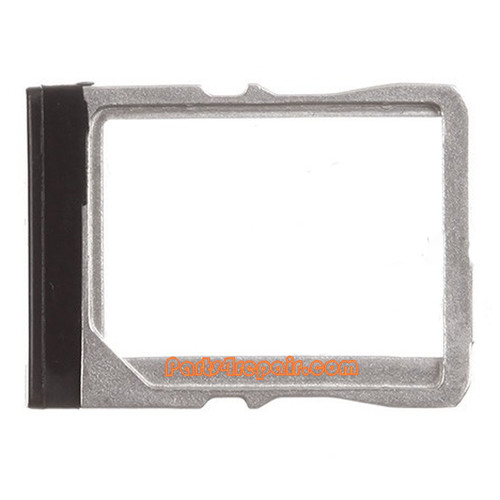 SIM Tray for HTC One mini M4 -Black from www.parts4repair.com