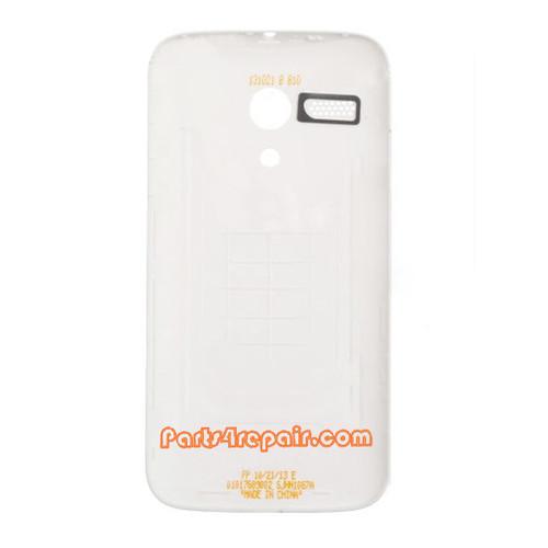 We can offer Back Cover for Motorola Moto G XT1032 -White