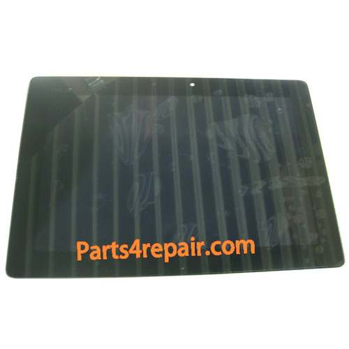 Complete Screen Assembly for Asus Transformer Pad TF300T (G03 Version) from www.parts4repair.com