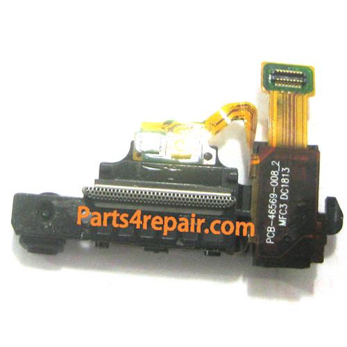 Earpiece Speaker Flex Cable for BlackBerry Z10