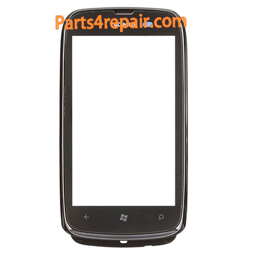We can offer Nokia Lumia 610 Touch Screen with Bezel -Black