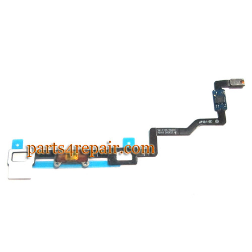 Sensor Flex Cable for Samsung Galaxy S4 ZOOM C101 from www.parts4repair.com