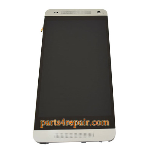 Complete Screen Assembly with Bezel for HTC One mini M4