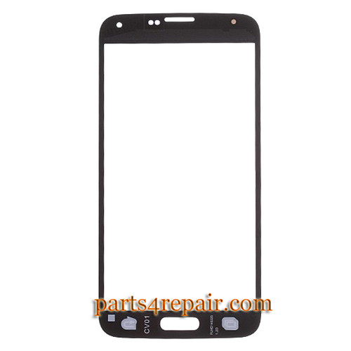 We can offer Front Glass for Samsung Galaxy S5 -Black