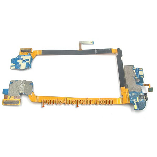 Dock Charging Flex Cable for LG G2 D802 D805 (Used)
