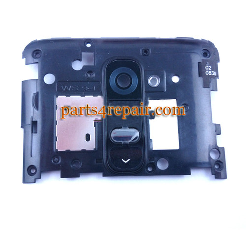 Camera Cover for LG G2 D802 D800 D803 -Black