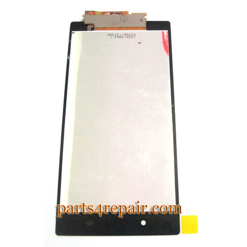 Complete Screen Assembly for Sony Xperia Z1