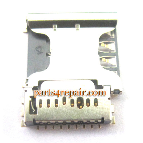 SIM Contact Holder for Samsung Galaxy Win I8550 I8552 from www.parts4repair.com