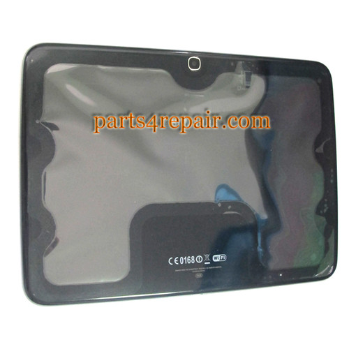 Back Housing Cover for Samsung Galaxy Tab 3 10.1 P5210 (WIFI Version) -Black